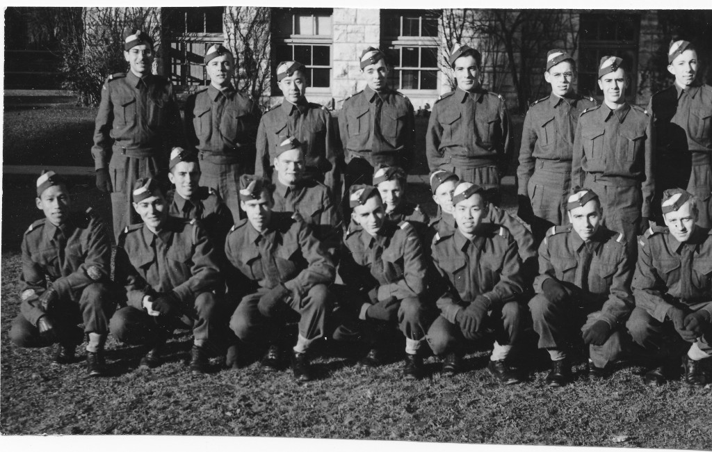 1943 queens army camp